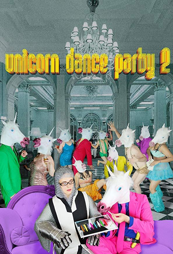 Unicorn Dance Party 2 kapak