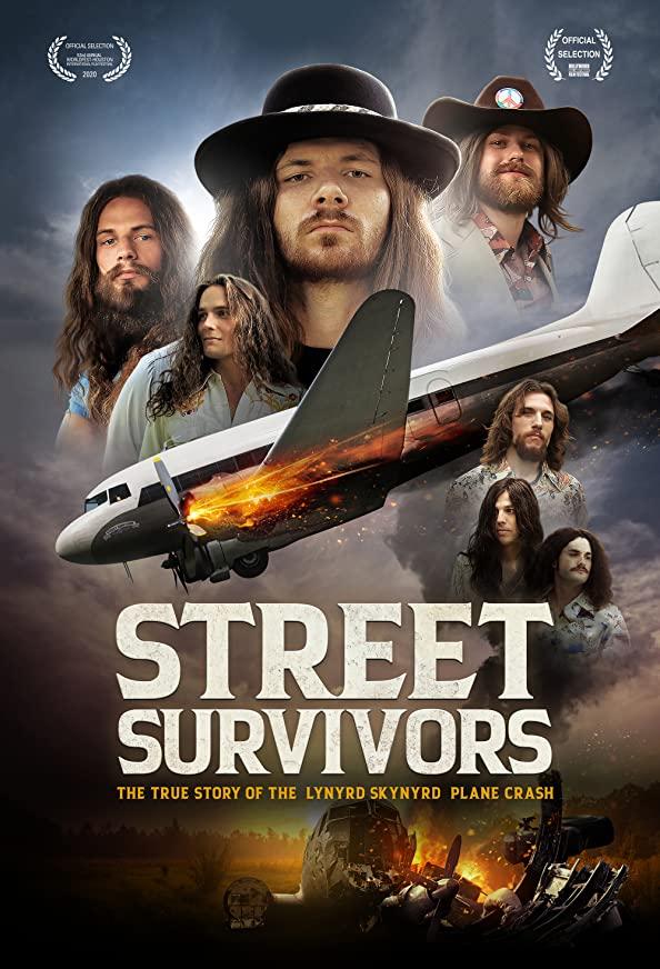 Street Survivors: The True Story of the Lynyrd Skynyrd Plane Crash kapak