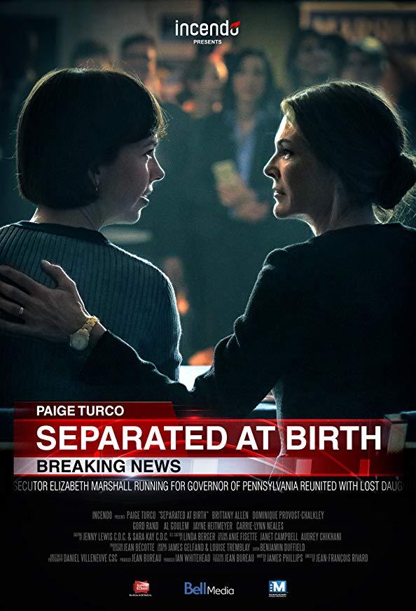 Separated at Birth kapak