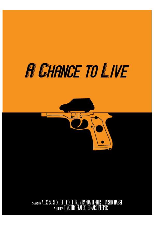 A Chance to Live kapak