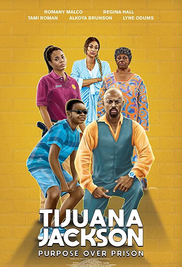 Tijuana Jackson: Purpose Over Prison kapak