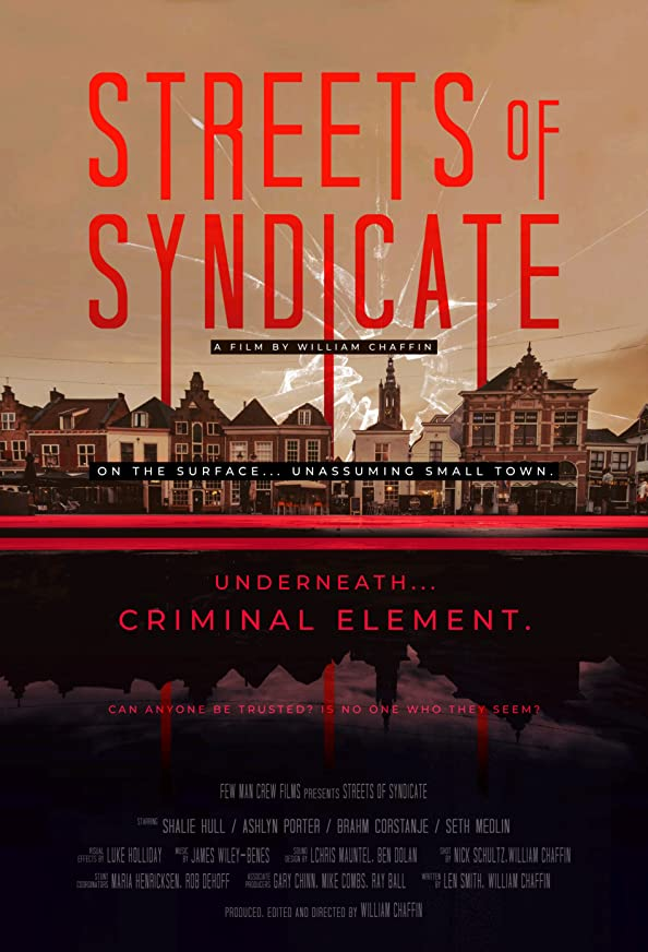 Streets of Syndicate kapak