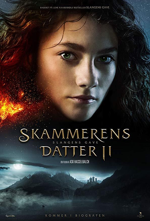 The Shamer's Daughter II: The Serpent Gift kapak