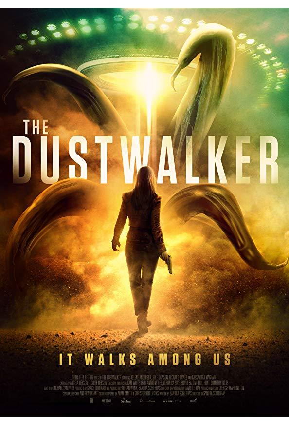 The Dustwalker kapak
