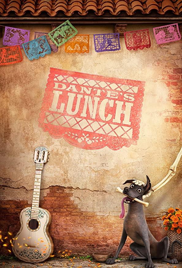 Dante's Lunch kapak