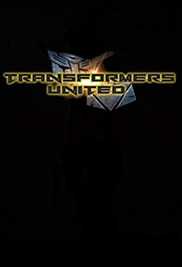 Transformers: United kapak
