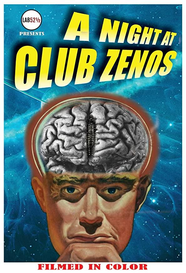 A Night at Club Zenos kapak