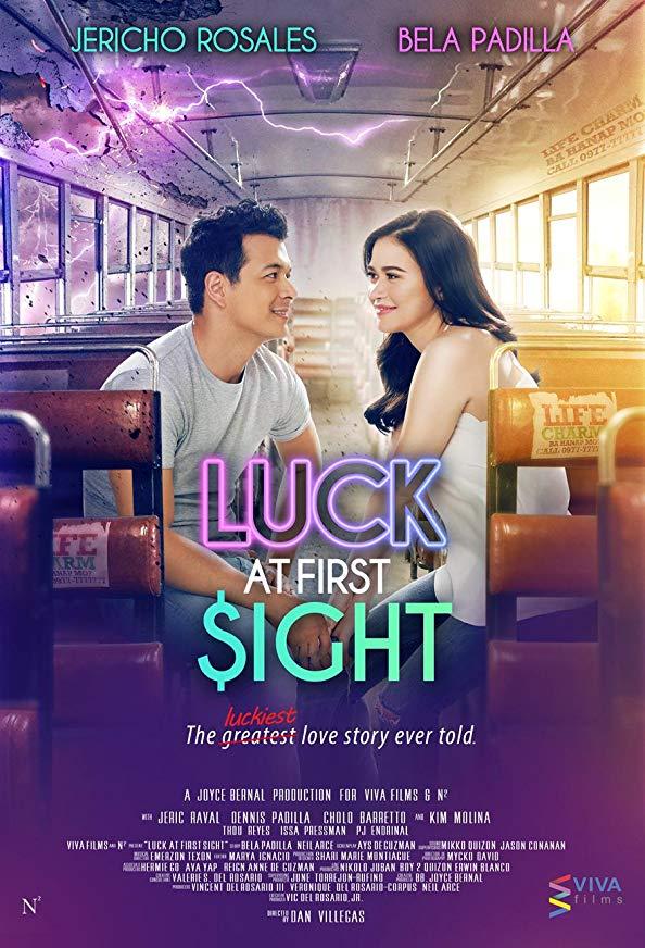 Luck at First Sight kapak