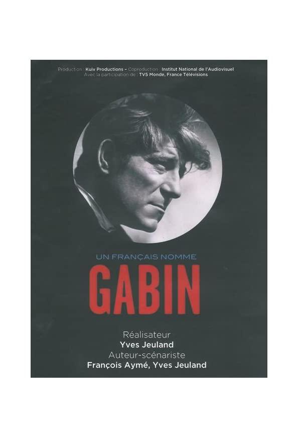 Un Français nommé Gabin kapak