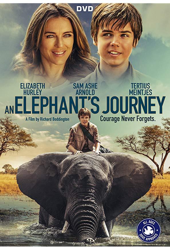 An Elephant's Journey kapak