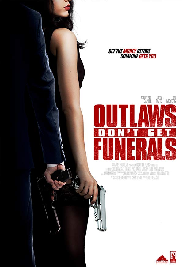 Outlaws Don't Get Funerals kapak