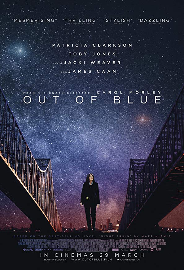 Out of Blue kapak