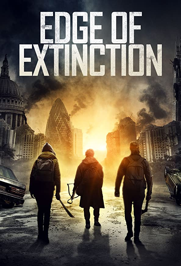 Edge of Extinction kapak