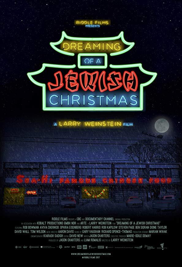 Dreaming of a Jewish Christmas kapak