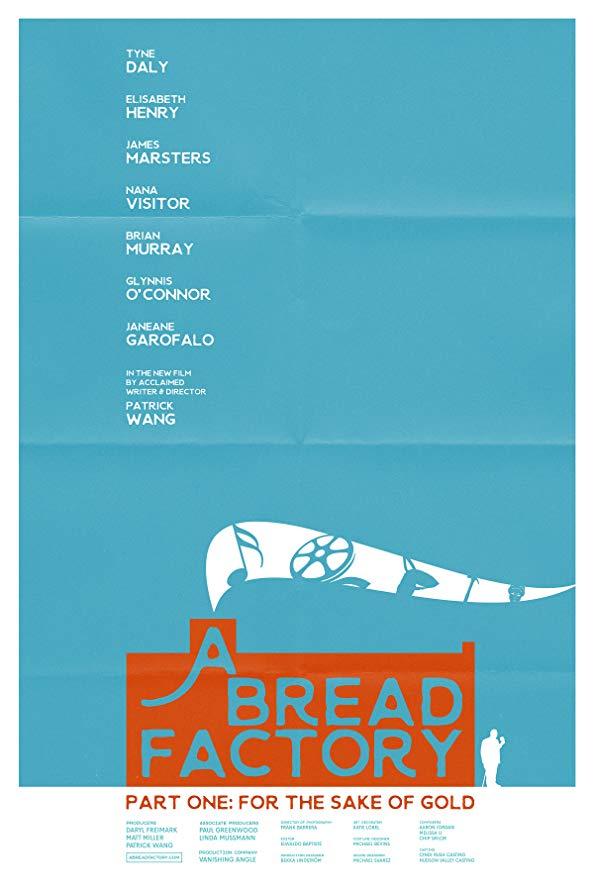 A Bread Factory, Part One kapak