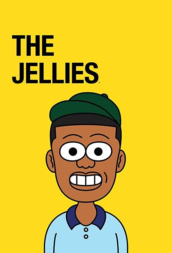 The Jellies! kapak