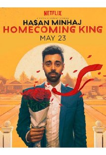 Hasan Minhaj: Homecoming King kapak