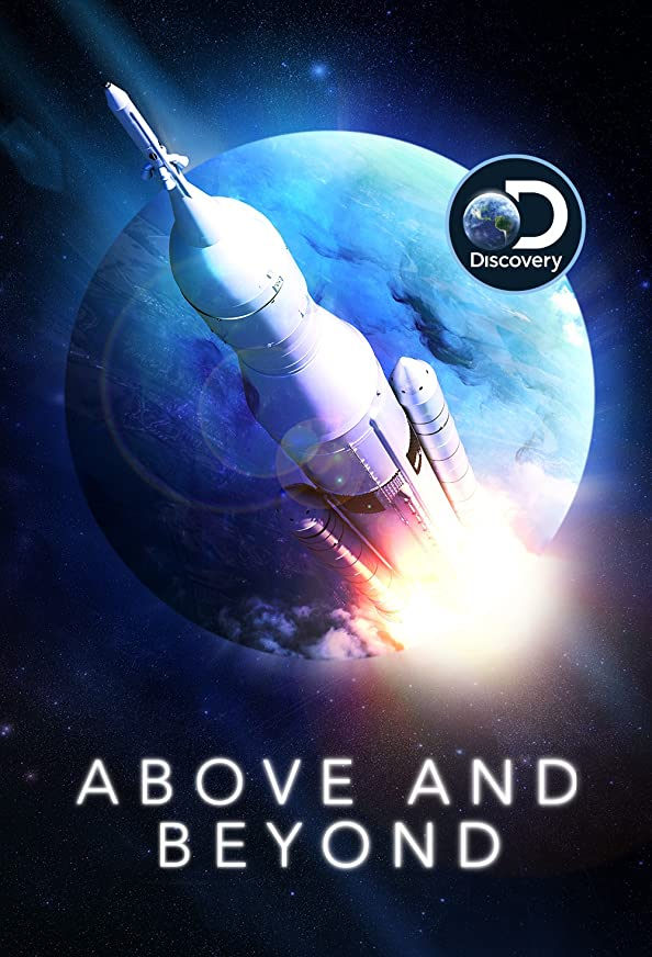 Above and Beyond: NASA's Journey to Tomorrow kapak