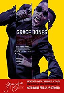 Grace Jones: Bloodlight and Bami kapak