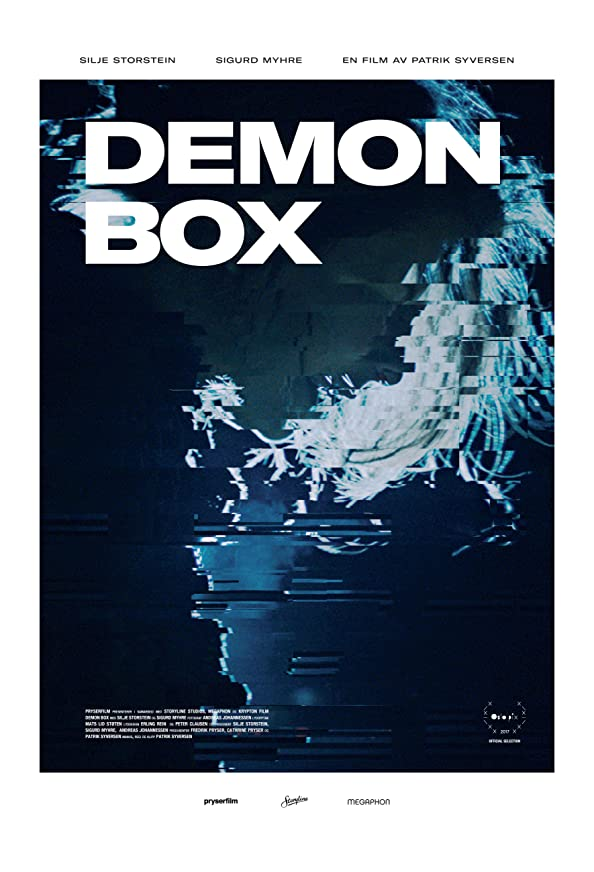 Demon Box kapak