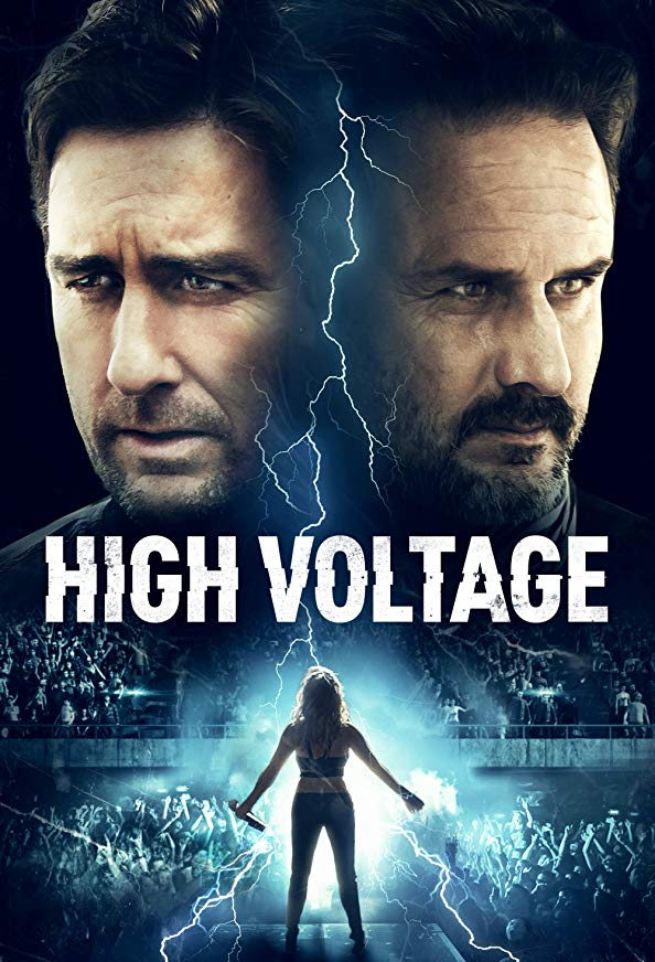 High Voltage kapak