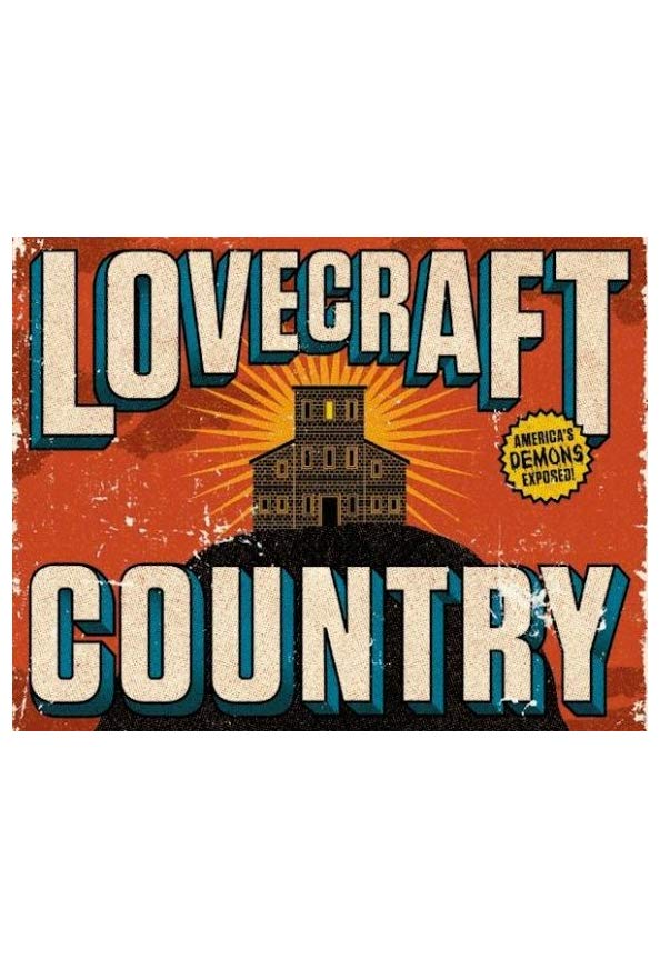 Lovecraft Country kapak