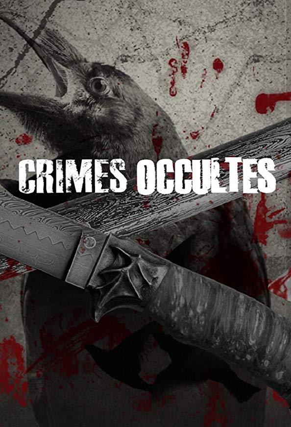 Occult Crimes kapak
