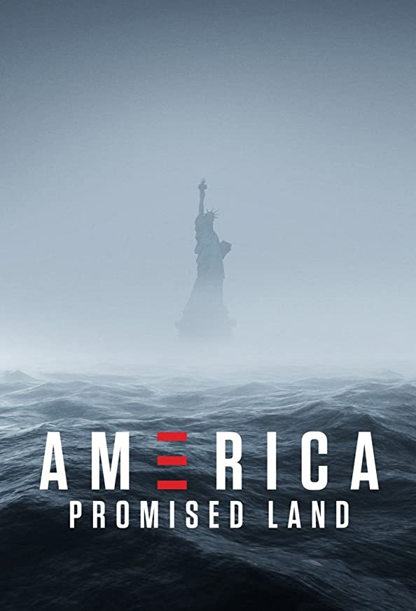 America: Promised Land kapak