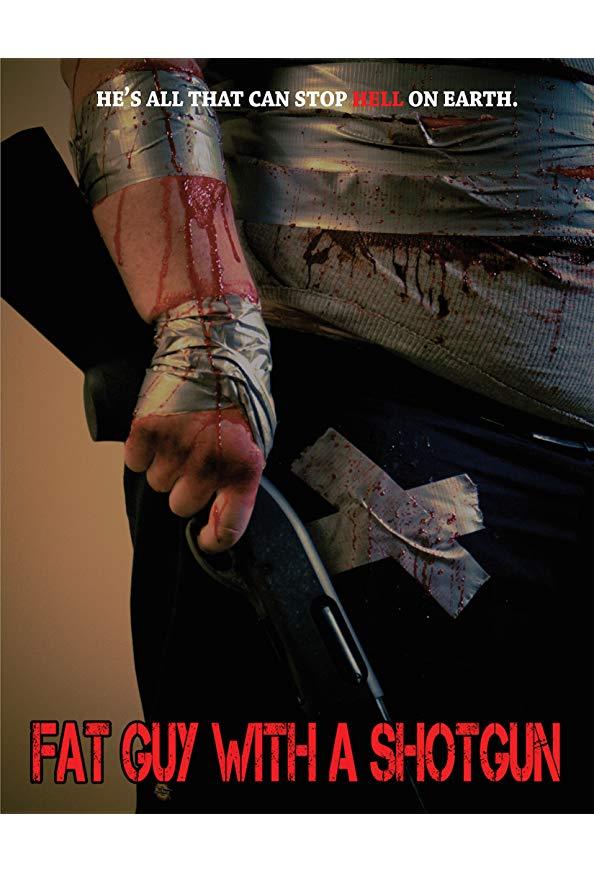 Fat Guy with a Shotgun: Hillbilly Prophecy kapak
