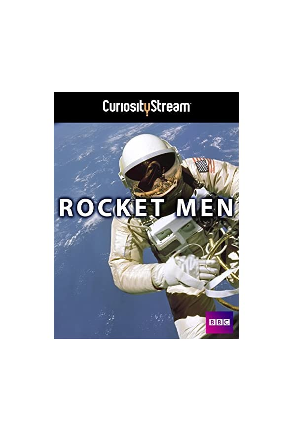 Rocket Men kapak