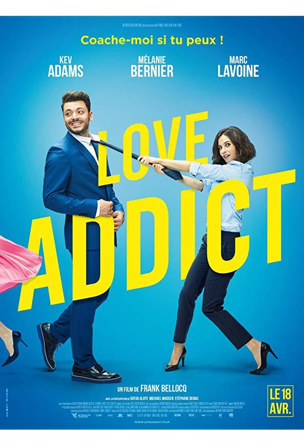 Love Addict kapak
