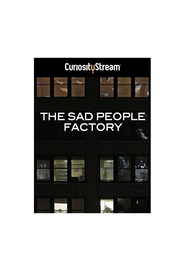 Sad People Factory kapak