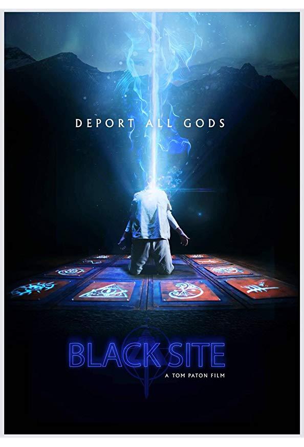 Black Site kapak