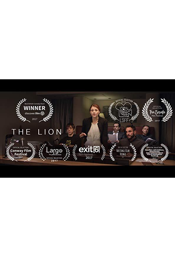 The Lion kapak