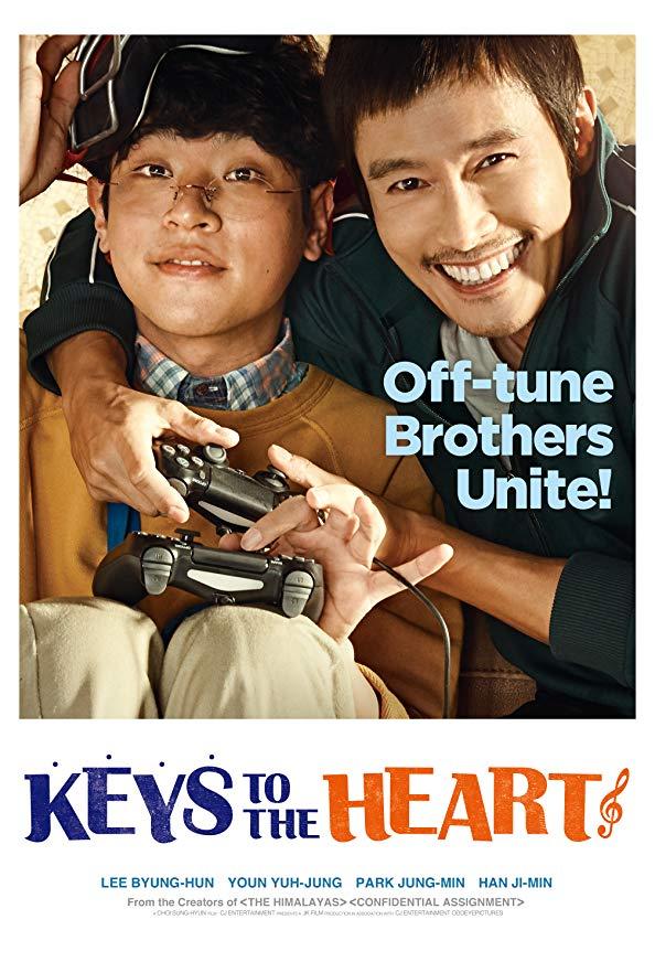 Keys to the Heart kapak