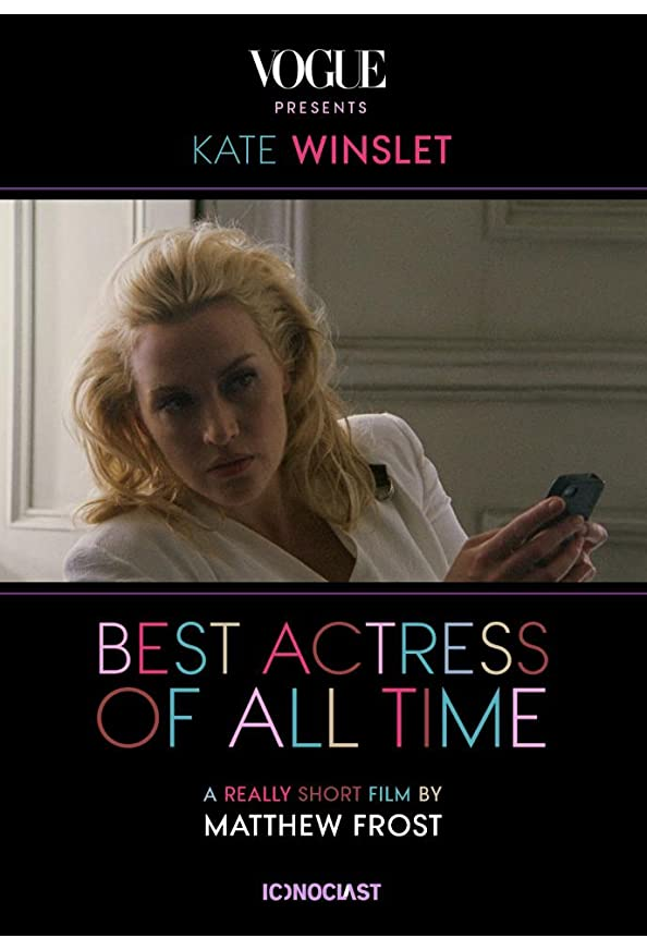Best Actress of All Time kapak
