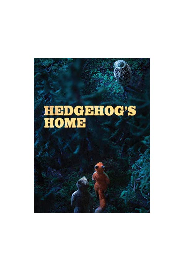 Hedgehog's Home kapak