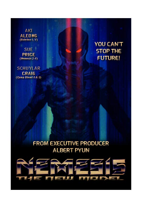 Nemesis 5: The New Model kapak