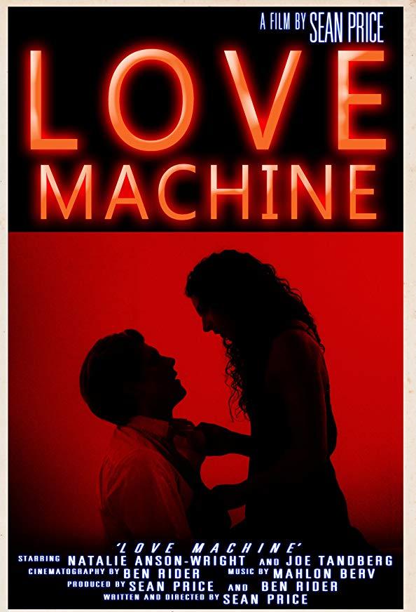 Love Machine kapak