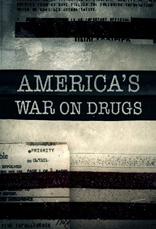 America's War on Drugs kapak