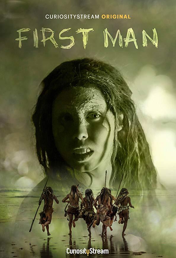 First Man kapak