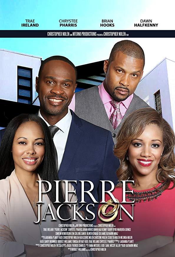 Pierre Jackson kapak