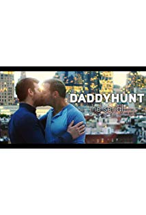 Daddyhunt: The Serial kapak