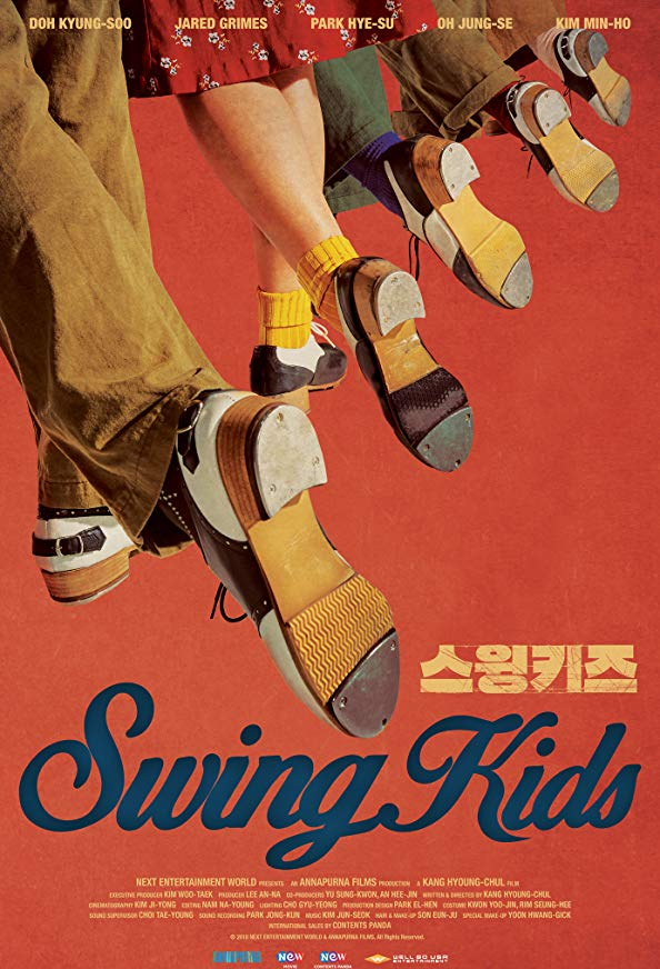 Swing Kids kapak