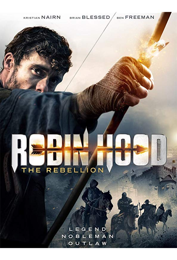 Robin Hood The Rebellion kapak