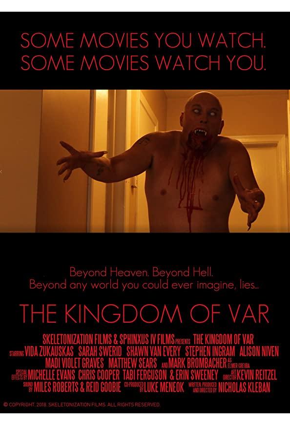 The Kingdom of Var kapak