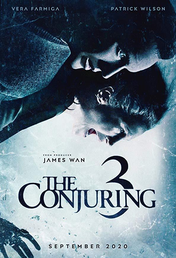 The Conjuring 3 kapak