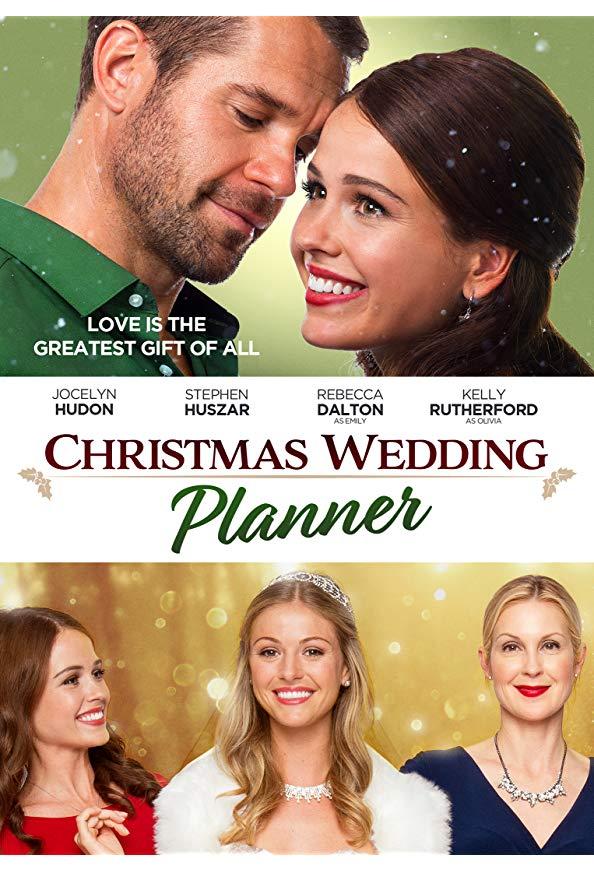 Christmas Wedding Planner kapak