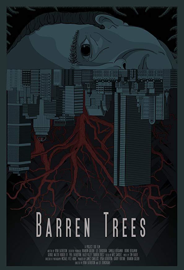 Barren Trees kapak