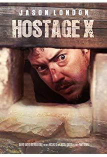 Hostage X kapak
